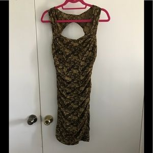 Free People Roses Bodycon dress